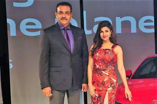 'Biggest Load of Cowdung': Ravi Shastri on His Link-up With 'Airlift' Actress Nimrat Kaur