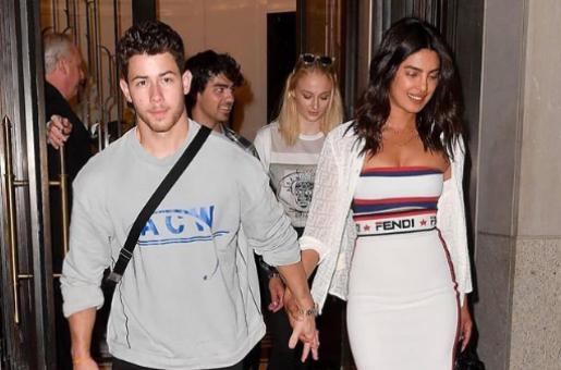 IN PICS: Priyanka Chopra and Nick Jonas' Exciting Double Date at U. S. Open