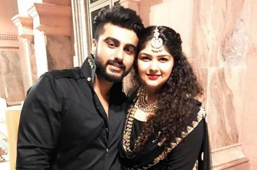 Arjun Kapoor Rushes Home After Sis Anshula Suffers a Migraine Attack