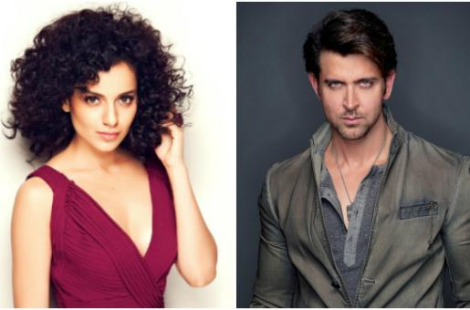 Kangana Ranaut Calls Hrithik Roshan a 'Harrasser'