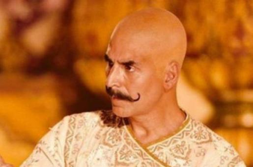 Akshay Kumar In A Bald Avatar From Housefull 4