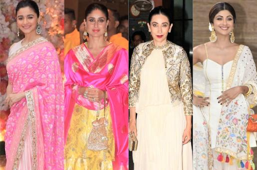 Four Quick and Easy Celebrity-Inspired Buns to Rock This Diwali