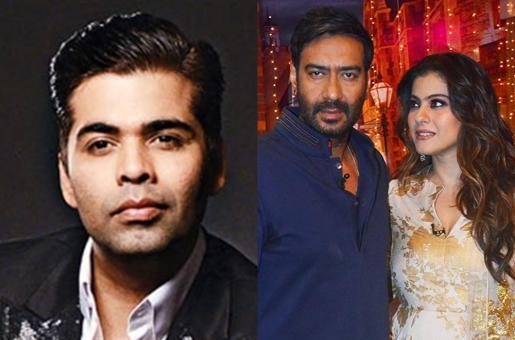 Ajay Devgn and Karan Johar are Friends Again; Did Kajol Intervene?