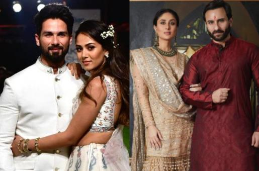 Saif Ali Khan and Kareena Kapoor Are Thrilled about Shahid Kapoor's son Zain's Pic. Here's Why