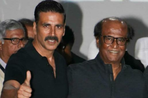 Rajinikanth To  Join Akshay Kumar For  Promotions of 2:0?