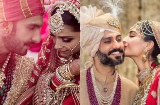 The Weddings That Rocked  Bollywood  In 2018