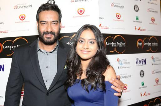 Here's What Ajay Devgn Feels About His Daughter Staying Out Late