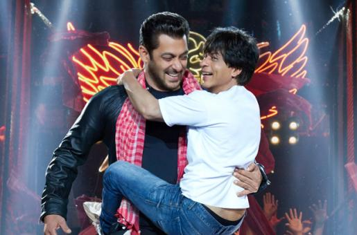 Zero's Ishqbaazi Number With SRK-Salman Has Plenty Inhouse Jokes