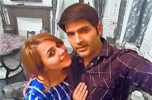 Check Out Kapil Sharma and Ginni Chatrath's Wedding Invitation Card