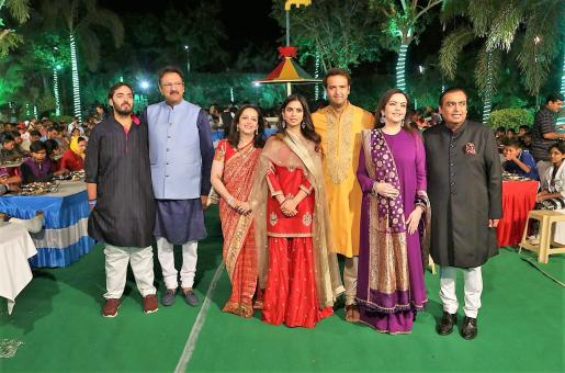 Isha Ambani's Gift From her In-laws: A House Worth INR 450 crores!