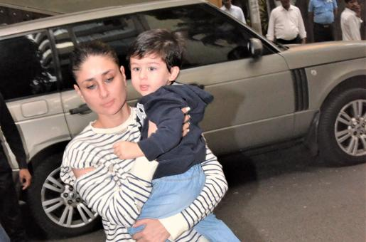 Star Spotting: Kareena Kapoor Khan and Baby T Out and About, Ayushmann Khurrana On Sets and Nora Fatehi Snapped