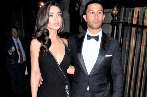 Amy Jackson Gets Engaged to Hot, Billionaire British Boyfriend, George Panayiotou