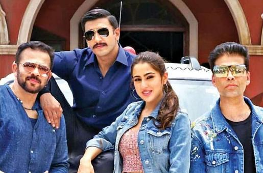 'Simmba' Team To Celebrate Their Success With A Grand Party
