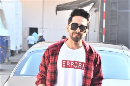 Star Spotting: Ayushmann Khurrana Keeps It Stylish, Shraddha Kapoor Looks Hot In Red and Aamir Khan Papped!