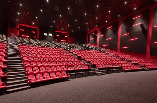 VOX Cinemas to Open New Multiplex At WAFI