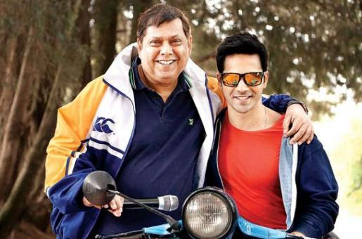 Varun Dhawan to Team Up with Dad David Dhawan Again
