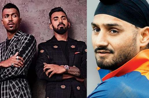 This Is What Harbhajan Singh Has To Say About Hardik Pandya and KL Rahul's Comments On Koffee With Karan