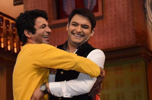 Kapil Sharma and Sunil Grover To Finally Reunite?