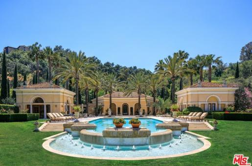 Jaw Dropping! The 10 MOST Luxurious Homes In Los Angeles