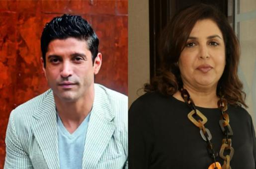 Scoop: Is there a Rift Between Cousins Farhan Akhtar and Farah Khan?