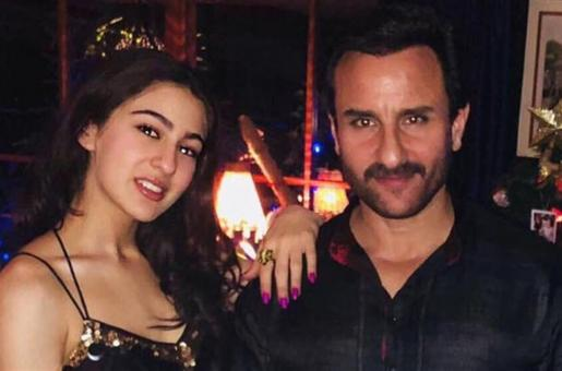 Saif Ali Khan Asks Daughter Sara Ali Khan to Slow Down on her Media Coverage