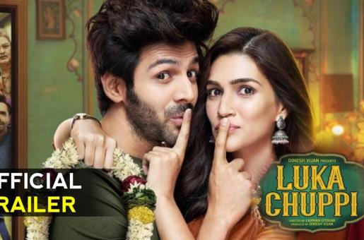 WATCH 'Luka Chuppi' Trailer: Kartik Aaryan and Kriti Sanon Take Us On A Laugh Riot In This New Age Rom-Com Movie