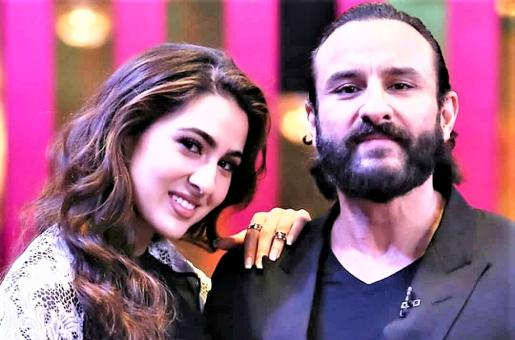 Sorry Sara Ali Khan Fans, She is NOT Doing a Film with Dad Saif Ali Khan