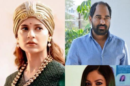 All-Out War Breaks Out Between Kangana Ranaut and 'Manikarnika' Director and Some Actors