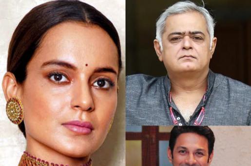 Kangana Ranaut's War With Krish Leads to War Between Hansal Mehta and Apurva Asrani