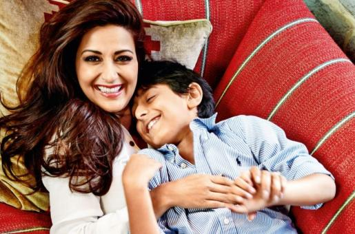 Sonali Bendre's Son Following His Mother's Footsteps?