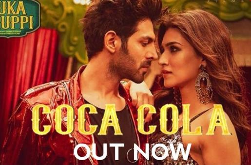 WATCH Luka Chuppi's 'Coca Cola Tu': Kartik Aaryan and Kriti Sanon Shake Their Legs To Another Dance Number