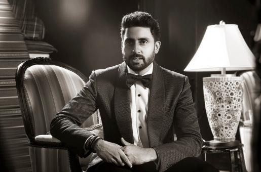 Abhishek Bachchan Opens Up About his Struggle with Dyslexia