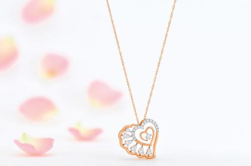 Check Out The New Valentine Collection From Malabar Gold