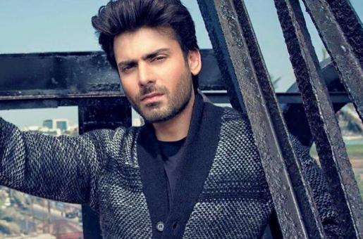 EXCLUSIVE! Fawad Khan Performs on Stage in Dubai and Is Afraid of … This?