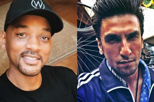 Ranveer Singh thanks Will Smith for the Shout Out for Gully Boy
