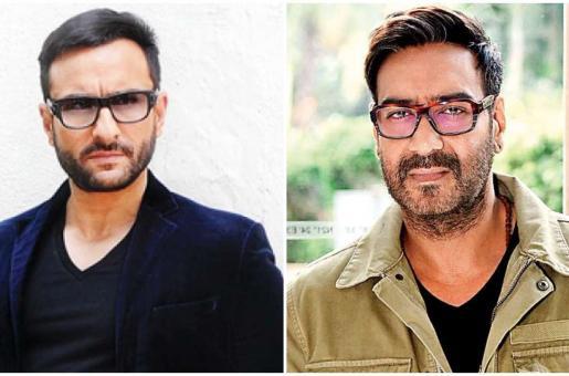 Too Hot to Handle: Saif Ali Khan and Ajay Devgn Bare It All for 'Taanaaji'