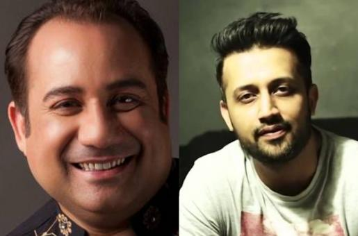 Rahat Fateh Ali Khan and Atif Aslam Tracks DELETED by T-Series