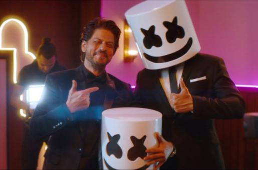 WATCH: American Music Producer's Gives a HILARIOUS ODE to Shah Rukh Khan