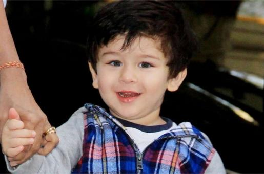 Is this Taimur Ali Khan's Hidden Talent? Watch this video to find out.