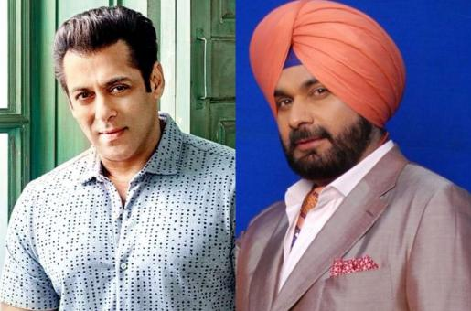 Did Salman Khan ask Navjot Singh Sidhu to STEP DOWN?