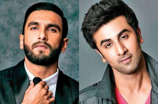 OMG! Ranveer Singh and Ranbir Kapoor to be Seen Together for THIS Project ?