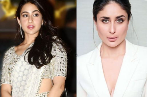 Sara Ali Khan Went to Meet Kareena Dressed like THIS?!