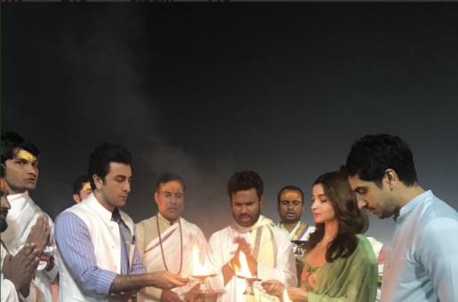 'Brahmastra': Alia Bhatt, Ranbir Kapoor and Ayan Mukerji's Unique Reveal