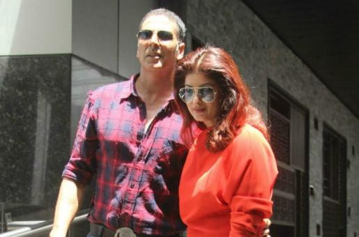 Twinkle Khanna is UPSET with Akshay Kumar. Find Out Why