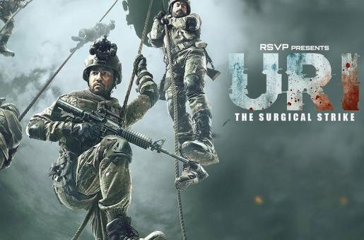URI: The Surgical Strike Becomes One of Bollywood's Top Grossing Films Ever