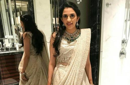 Shloka Mehta Set The Stage On Fire At Her Friend's Sangeet With Nita And Isha Ambani