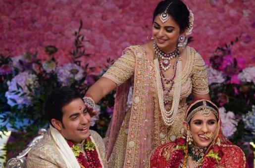 Star-Studded Highlights From The Akash Ambani-Shloka Mehta Wedding Season