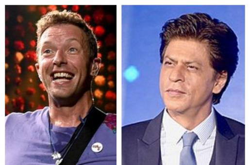 Coldplay and Shah Rukh Khan's Love Notes to Each Other on Social Media are SERIOUSLY Too Cute