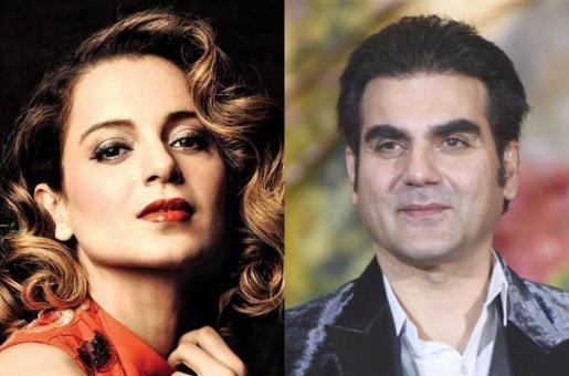 Comment or Critique? Arbaaz Khan Voices His Opinion About Kangana Ranaut