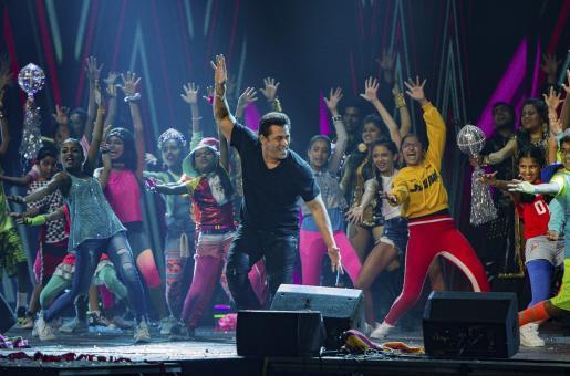 Da-bangg Tour, Salman Khan in Dubai: This is What He Had to Say On India-Pakistan Tensions